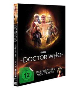 Doctor Who vierter Doc DVd Cover