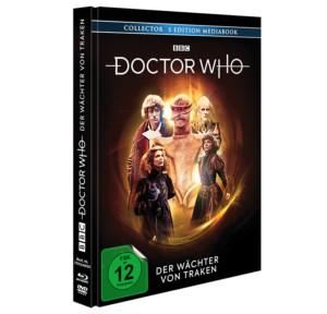 Doctor Who vierter Doc  MB Cover
