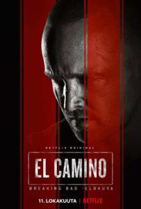 El Camino Review Plakat