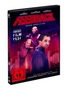 Feedback DVD Cover