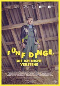 Fünf Dinge die ich nicht verstehe Kino Plakat