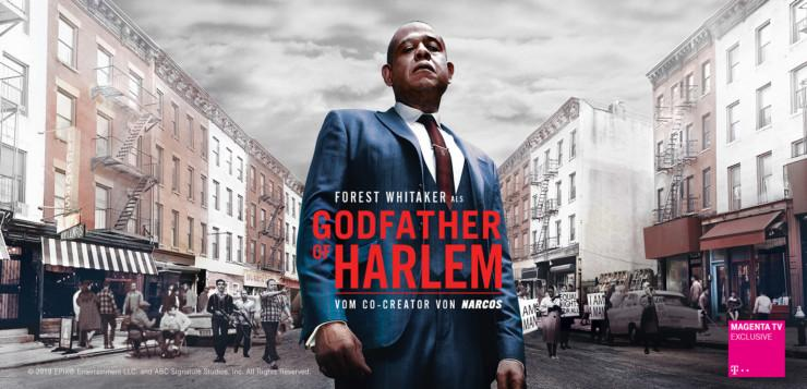 Godfather of Harlem S1 News Artikelbild