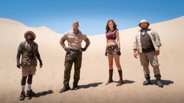 Jumanji The Next Level Neuer Trailer Artikelbild