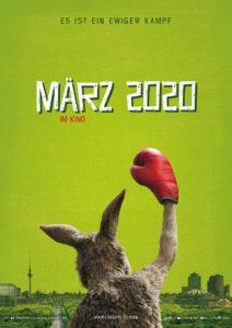 Känguru Chroniken Kino Plakat