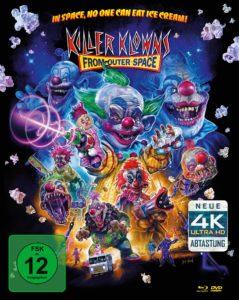 Killer Klowns MB Cover