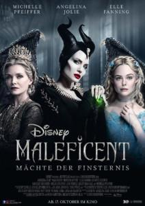 Maleficent 2 Kino Review Plakat