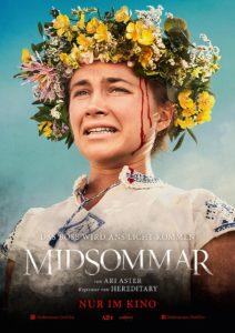 Midsommar Kino Review Plakat