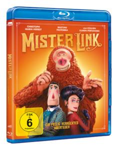 Mister Link Review BD Cover