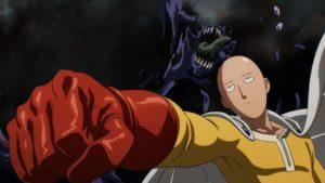 One Punch Man Vol1  Review Szenenbild001