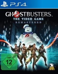 ps4 Ghostbusters Review PS4 Cover