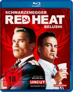 Red Heat BD Cover