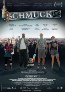 Schmucklos Kino Plakat