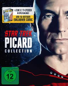 Star Trek Picard Collection Blu-ray Cover