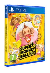 Super Monkey PS4 Cover