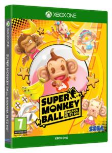 Super Monkey Xbox Cover