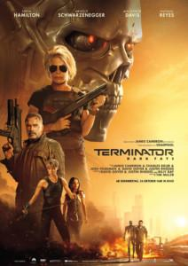 Terminator Dark Fate Kino Review Plakat