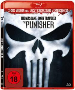 The Punisher 2004 BD Cover