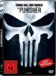 The Punshier 2004 DVD Cover