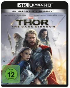 Thor The Dark Kingdom  UHD Cover