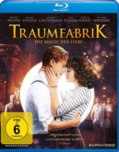 Traumfabrik Blu-ray Cover
