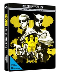 Watchmen 4K Ultra HD Blu-ray Steelbook