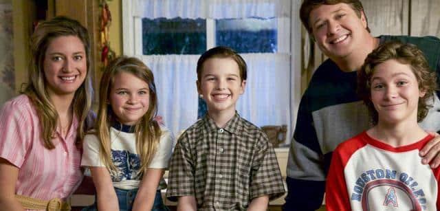 Young Sheldon S2 Review Artikelbild