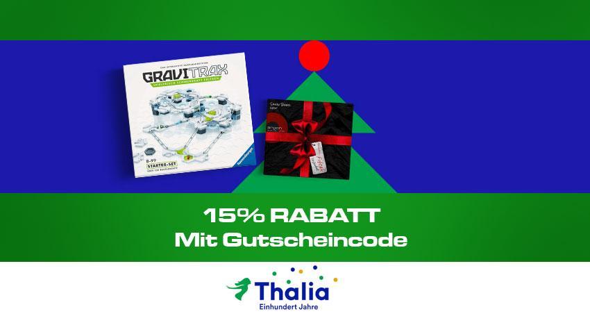 15% Rabatt Thalia Deal Weihnachten Artikelbild