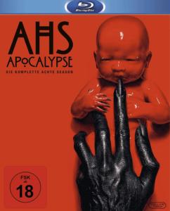 AHS Apocalypse Staffel 8 BD Cocer