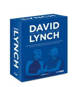 David Lynch Collection BD Cover