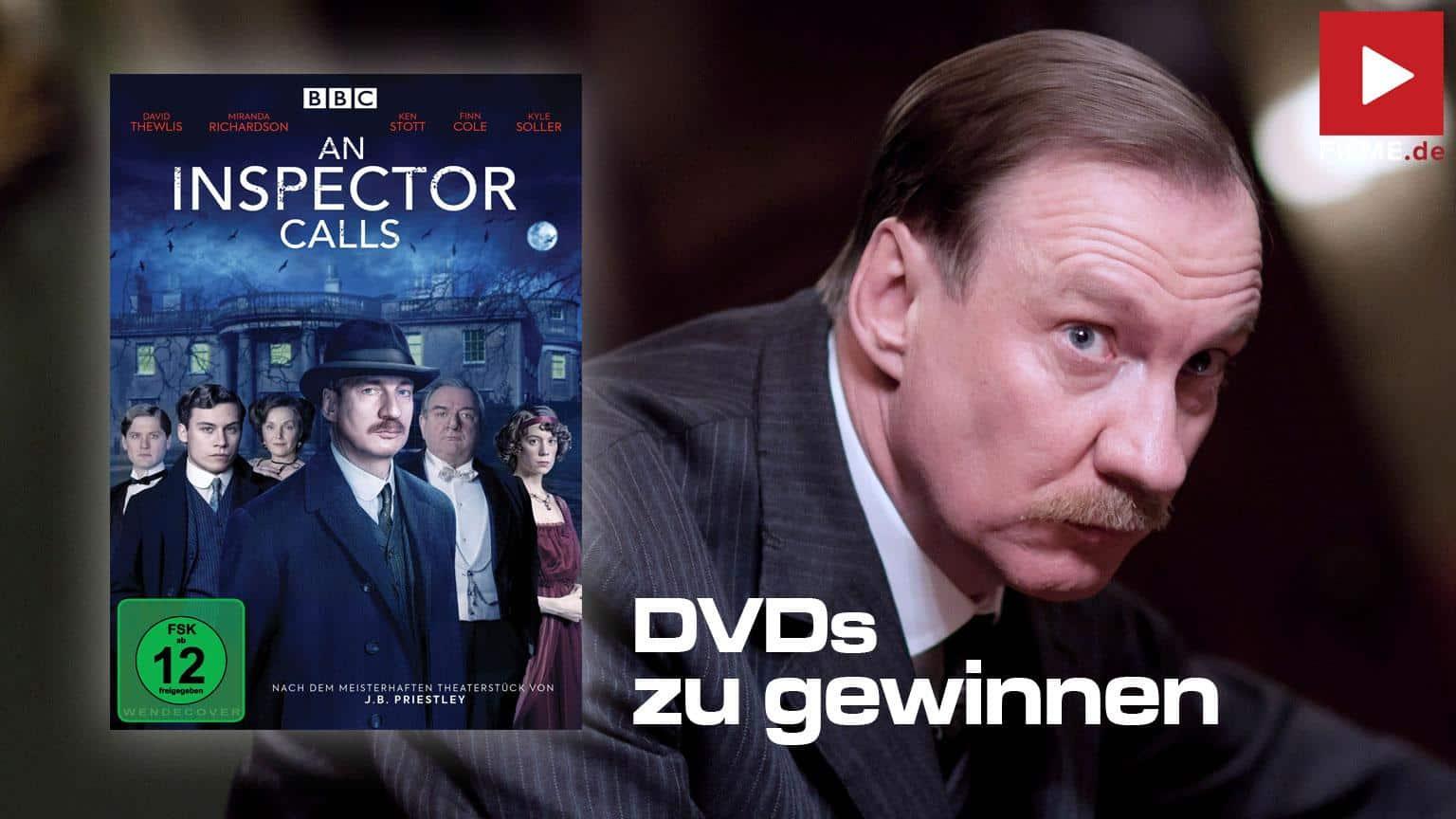 An Inspector calls Gewinnspiel Artkelbild