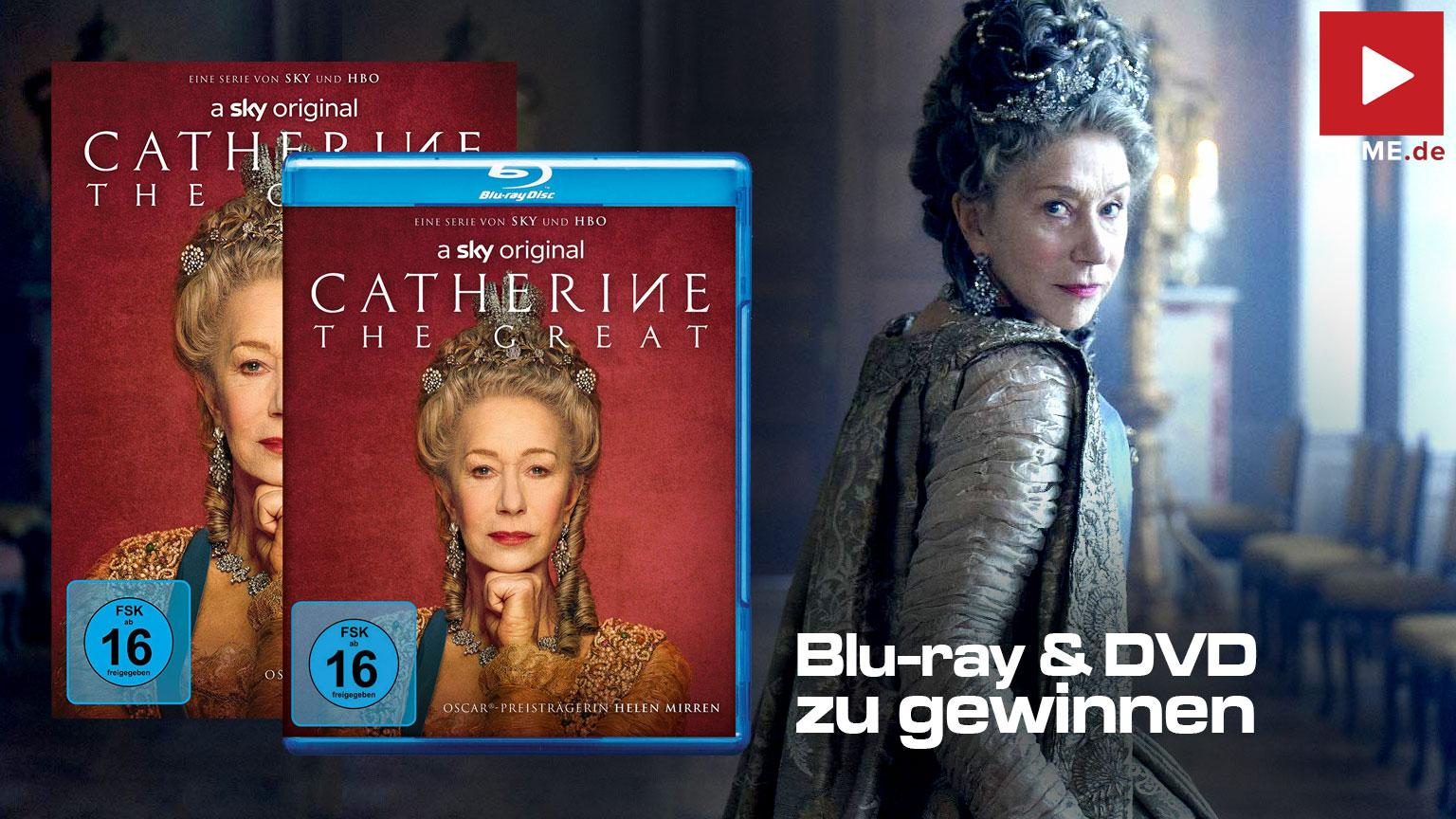 Caterine The Great Gewinnspiel Artikelbild