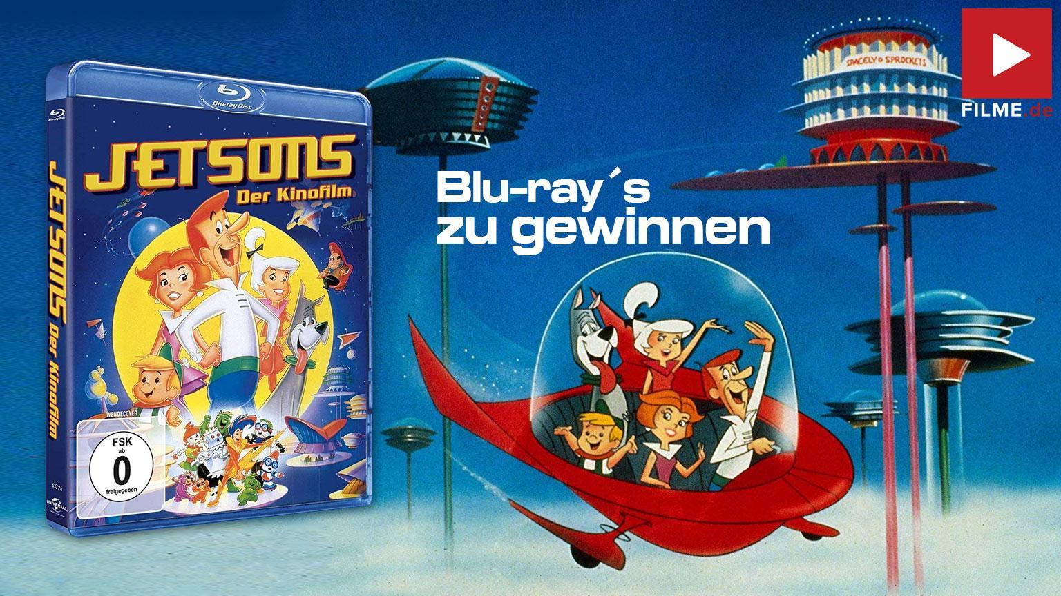 Die Jetsons der Film gewinnspiel Artikelbild