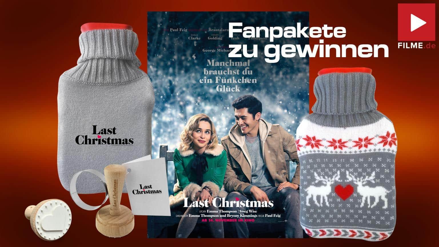 Last Christmas Gewinnspiel Artikelbild
