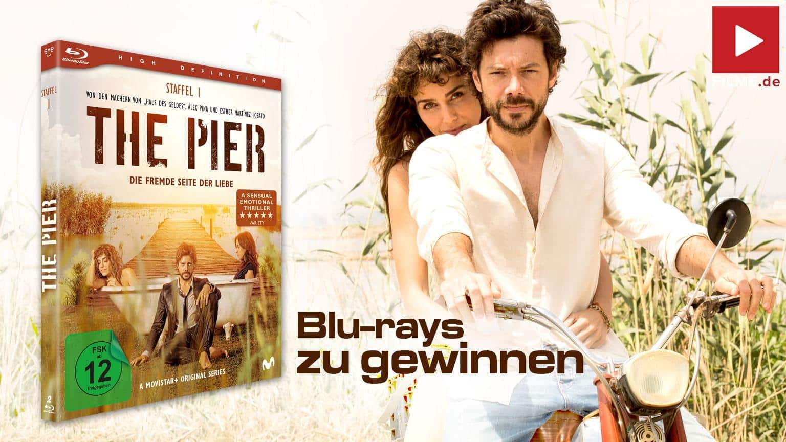 The Pier Staffel 1 Gewinnspiel Artikelbild