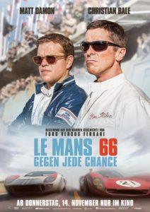 Le Mans 66 News Plakat