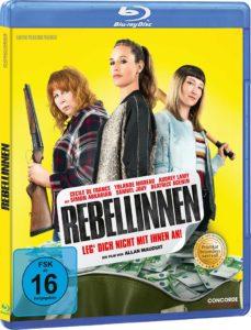 Rebellinnen BD Cover
