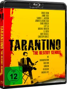 Tarantino Bloody Genius BD Cover