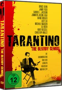 Tarantino Bloody Genius DVD Cover