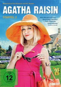 Agatha Raisin Staffel 2 DVD Cover