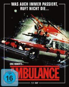 Ambulance MB Cover B