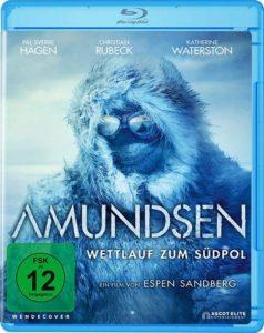 Amundsen Wettlauf zum Südpol Blu-ray Cover