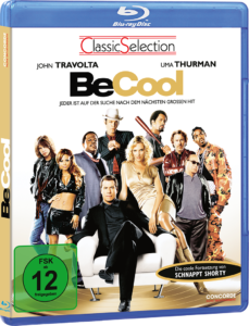 Be cool BD Cover