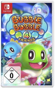 bubble Bobble Switch Cover