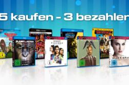 Deal Amazon.de Shop kaufen 5 für 3 Aktion Artikelbild