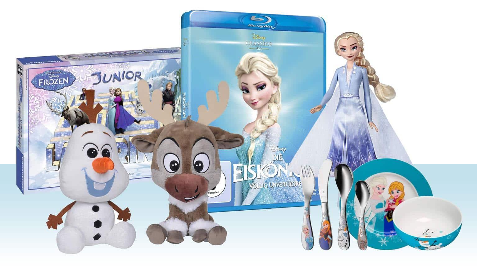 Deal Amazon.de 45% Rabatt auf Eiskönigin Produkte kaufen shop Artikelbild
