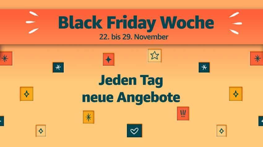 Black Friday Woche Artikelbild