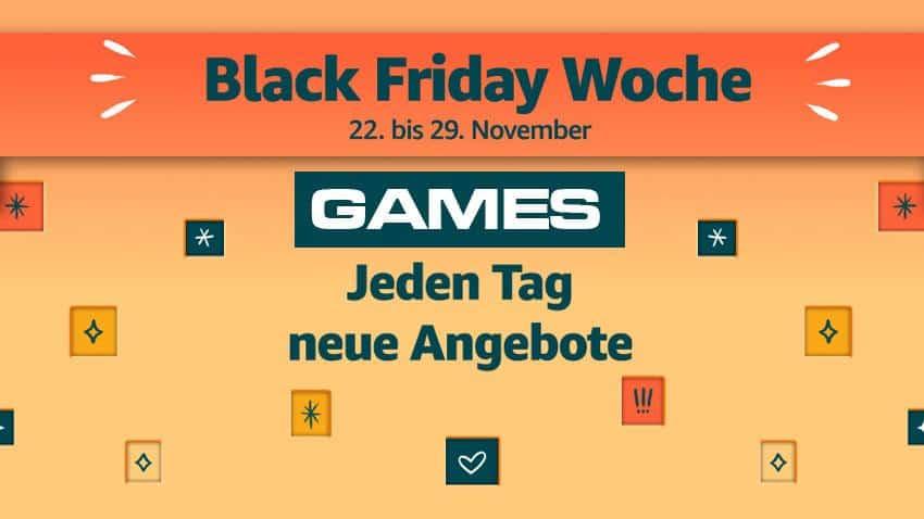 Black Friday Woche Games Artikelbild