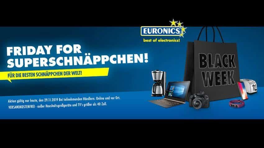 Black Friday Deal Artikelbild Euronics.de