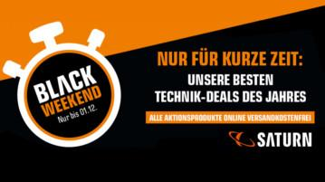 Black Friday Deal Artikelbild Saturn.de
