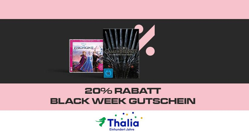 Black Friday Deal Artikelbild Thalia.de